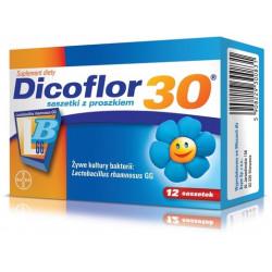 Dicoflor 30, proszek, 12 saszetek