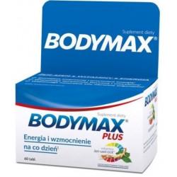 Bodymax Plus, tabletki, 60 szt