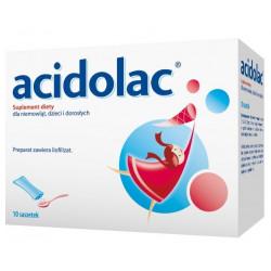 Acidolac x 10 saszetek  3g