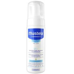 Mustela szampon w piance dla niemowląt, 150 ml