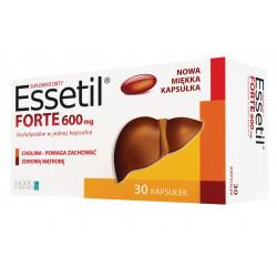 Essetil Forte 600 mg x 30 kapsułek miękkich