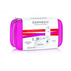Dermedic Regenist krem na dzień + krem na noc + płyn miceralny