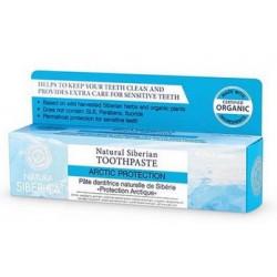 Natura siberica naturalna ochronna pasta do zębów wrażliwych, arktyczna ochrona, 100 g