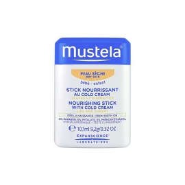 Mustyla Sztyft ochronny z Cold Cream 10 ml