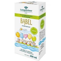 Bąbel płyn do kąpieli na przeziębienie dla dzieci 200 ml