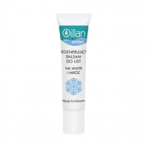 OILLAN WINTER Regenerujący balsam do ust 15 ml