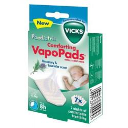 Wkładki zapachowe VICKS Pediatric VBR7  7szt