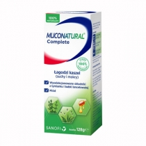 Muconatural Complete syrop 128g