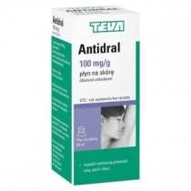 Antidral płyn 50ml
