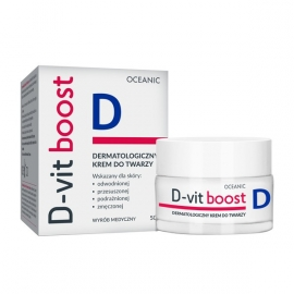 D-vit Boost Krem do twarzy 50g 30.03.2019 r.