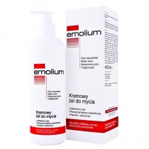 Emolium Dermocare krem/żel do mycia 400ml