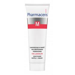 Pharmaceris M 100.LANOLIN Łagodząca maść na brodawki piersiowe w okresie ciąży i karmienia, 25 g