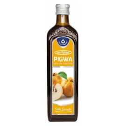 Oleofarm Sok z pigwy 100% 490 ml