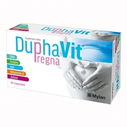 Duphavit Pregna 30 kapsułek