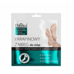 L'biotica Parafinowy zabieg do stóp Intensywnie nawilża i regeneruje