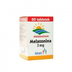 Melatonina 3mg x 60