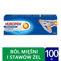 Nurofen Mięśnie i Stawy żel 0,05