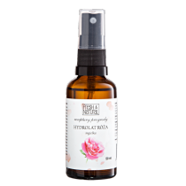 Fresh&Natural Hydrolat Róża Mgiełka spray 50 ml