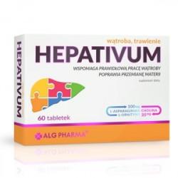 Hepativum 60 tabletek
