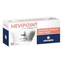 Hevipoint  200 mg,  30 tabletek