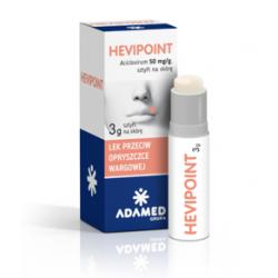 Hevipoint 50mg/g sztyft na skórę 3 g