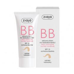 Ziaja krem BB do skóry normalnej, suchej i wrażliwej odcień naturalny