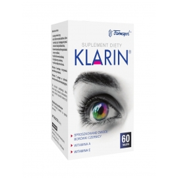 Klarin  60 tabletek