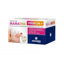 MamaDha Premium Plus,  60 kapsułek
