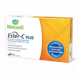 NATURELL Ester-C Plus 50 tabletek
