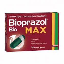 Bioprazol Bio Max 0,02g x 14 kapsułek