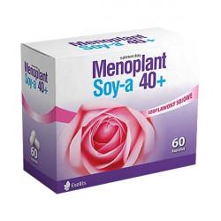 Menoplant Soy-a 40+ x 60 kapsułek