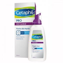 CETAPHIL PRO Oil Control pianka do mycia twarzy, skóra trądzikowa, 236ml