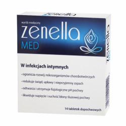 Zenella Med 14 tabletek dopochwowych