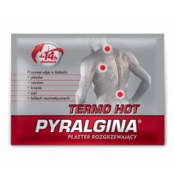 Pyralgina Termo Hot plaster rozgrzewający 1 sztuka