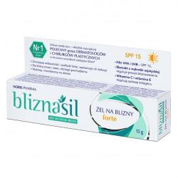 BLIZNASIL FORTE żel silikonowy na blizny 15 g