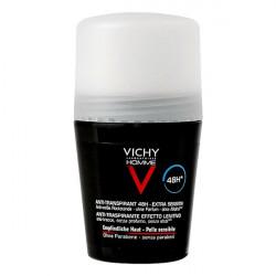 VICHY HOMME antyperspirant roll-on do skóry wrażliwej 48h, 50ml