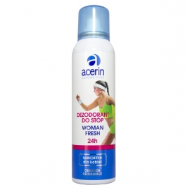 Acerin Woman Fresh dezodorant do stóp dla kobiet 150 ml