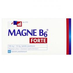 MAGNE-B6 Forte 60 tabletek