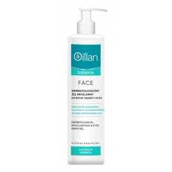 Oillan Balance Dermatologiczny żel miceralny 250ml