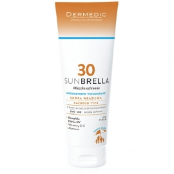DERMEDIC Sunnbrella mleczko ochronne SPF30 260g