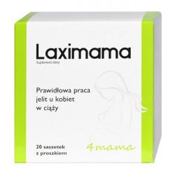 LaxiMama 20 saszetek 30.06.2019 r.