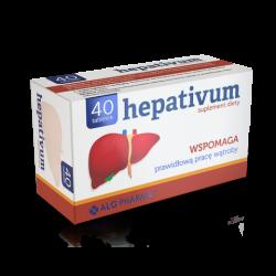 Hepativum 40 tabletek