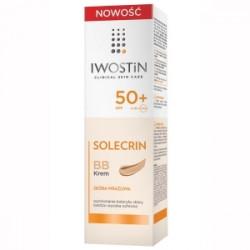 IWOSTIN Solecrin Krem BB SPF50+ 30ml
