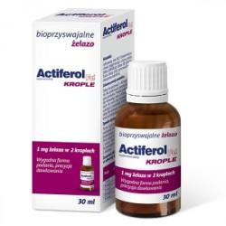 Actiferol Fe krople 30 ml