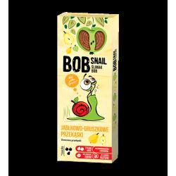BOB SNAIL Przekąski jabłkowo gruszkowe 30g