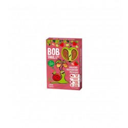 BOB SNAIL Przekąski jabłkowo truskawkowe 60g