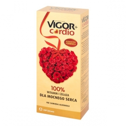 Vigor+  Cardio 1000ml, Data ważności: 31.12.2021 r.