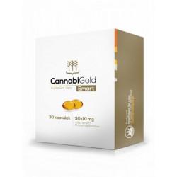 CannabiGold Smart 30 kapsułek