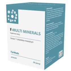 F-MULTI MINERALS 30 porcji