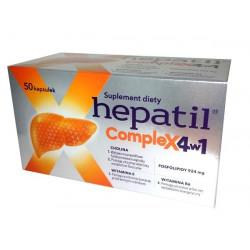 Hepatil Complex 50 kapsułek